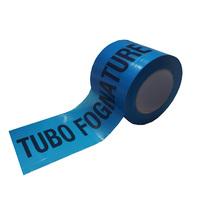 Attenzione tubo fognatura