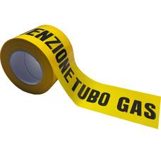 Attenzione tubo gas
