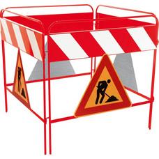 Barriera di recinzione per chiusini tipo SIP