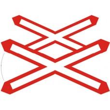 Doppia croce di S.Andrea