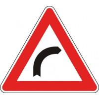 Curva a destra