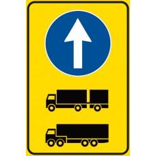 Direzione autocarri obbligatoria