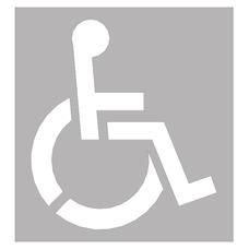 Parcheggio riservato agli invalidi
