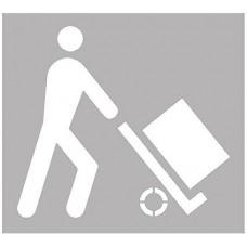 Parcheggio riservato al carico/scarico