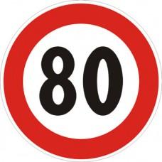 Limite massimo di velocità…Km/h
