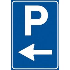 Preavviso di parcheggio