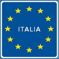 Confine di Stato tra paesi della Comunità Europea