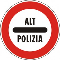 Alt - Polizia