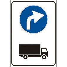 Preavviso deviazione obbligatoria autocarri in transito